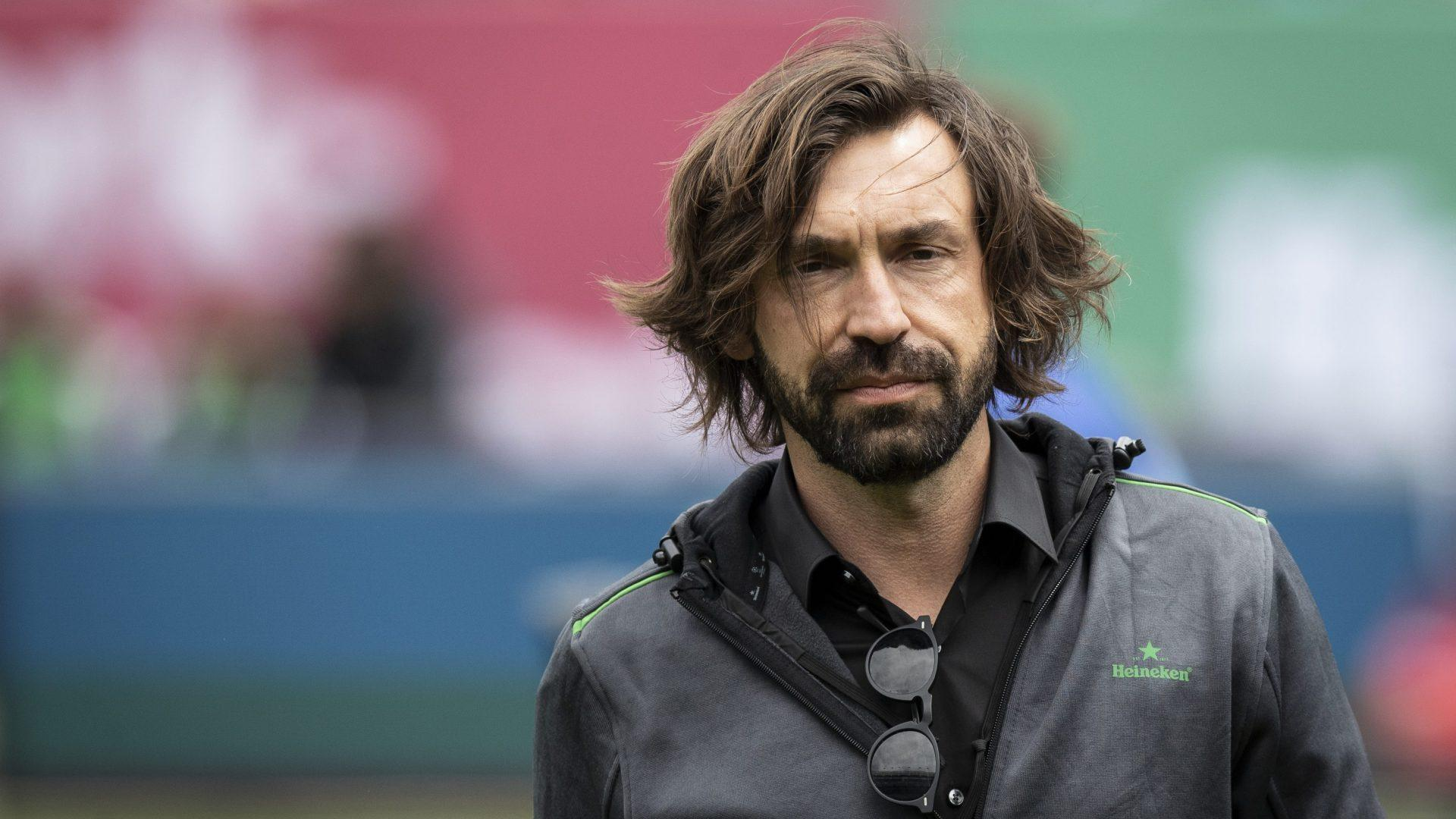 Andrea Pirlo named Juventus manager