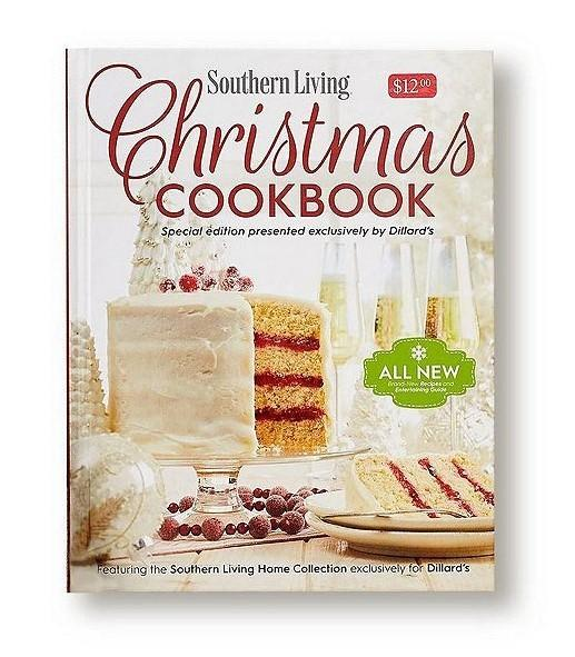 Dillard's Offers Exclusive Southern Living Christmas Cookbook to Benefit Ronald McDonald House Charities Chapters