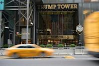 The Trump Organization - owner of Trump Tower in New York - is an unlisted family holding company that owns golf clubs, hotels and luxury properties