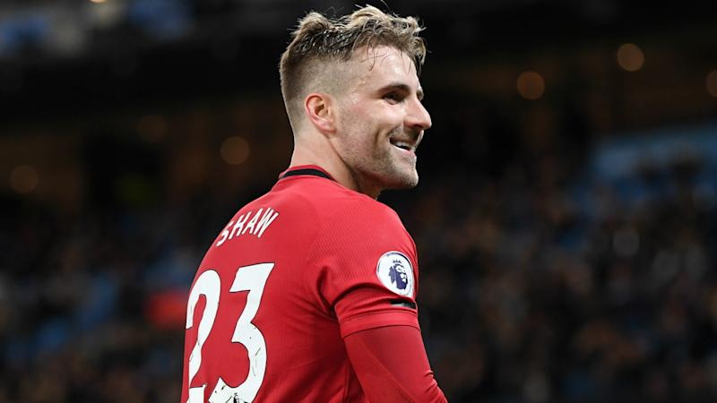 Shaw eyeing Euro 2020 call-up after Man Utd revival