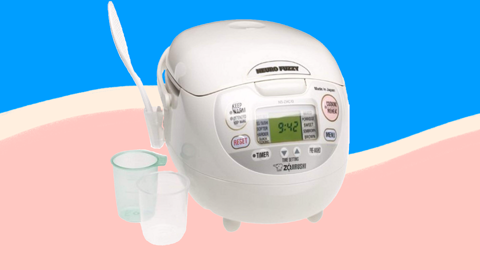 This Zojirushi rice cooker is the best we've tried—and is selling at a big Prime Day 2021 price cut.