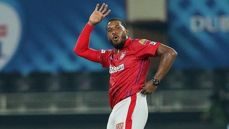 Chris Jordan proved to be quite expensive for Kings XI Punjab