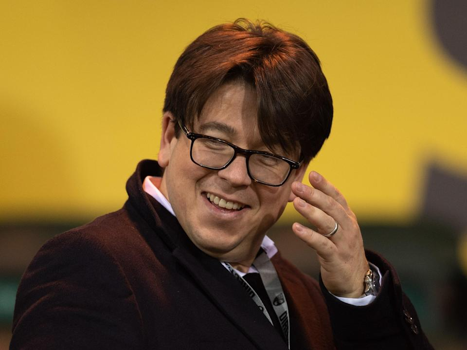 Michael McIntyre (Rex Features)