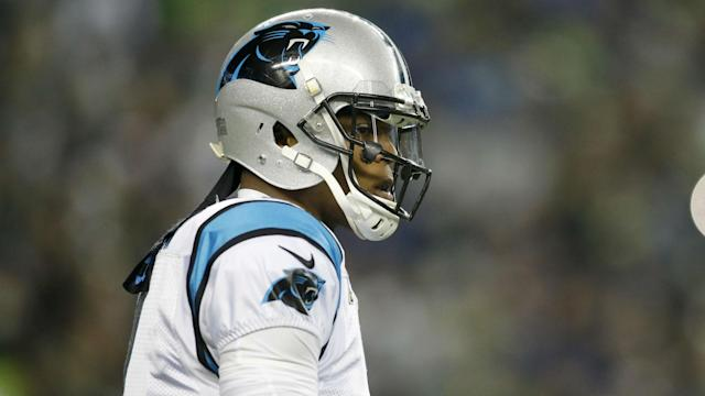 After surgery on a torn rotator cuff, Carolina Panthers QB Cam Newton will start rehabilitation on Monday.