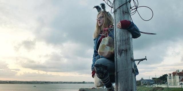 Madison Wolfe as Barbara in  <em>I Kill Giants</em> (Photo courtesy of TIFF)