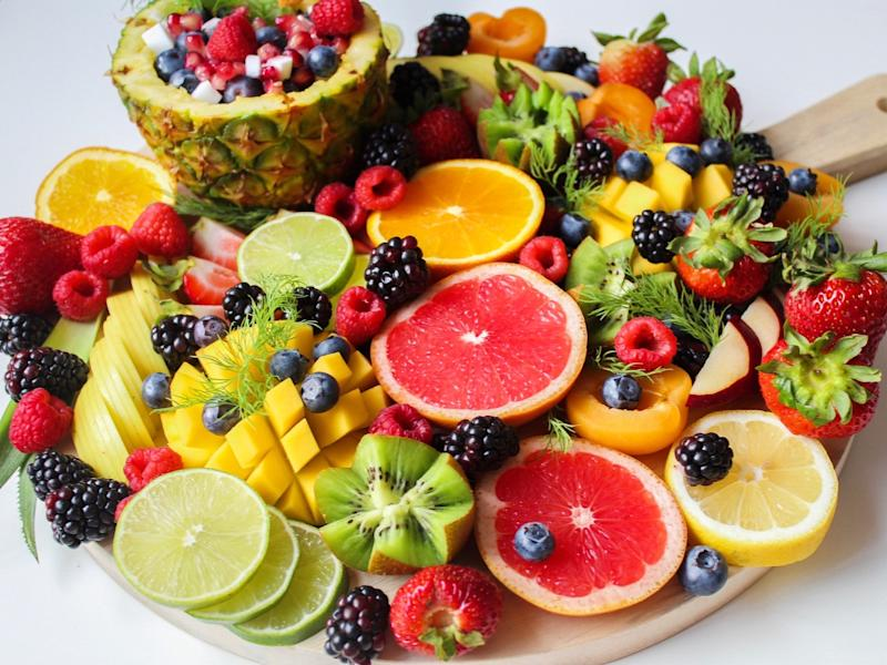 You can build your body's immunity by consuming fruits, vegetables and nuts rich in vitamins C and E.