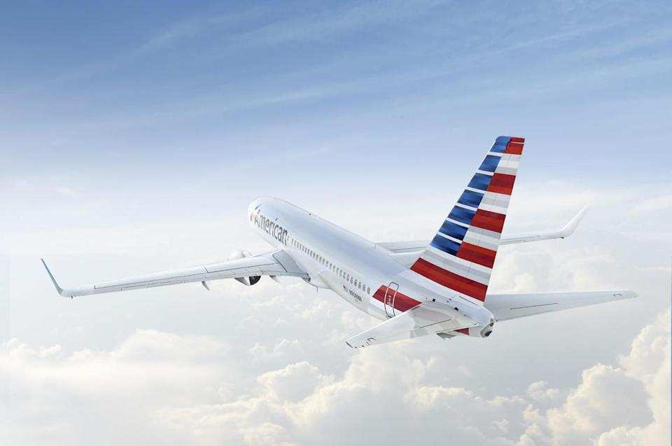 Why Shares of American Airlines Are Falling Today