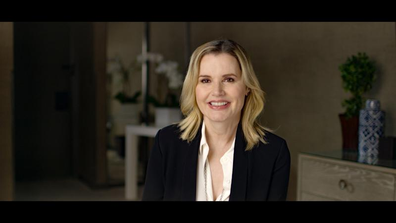 Geena Davis on Her New Oscar, Glow , and Changing Hollywood From Behind the Scenes