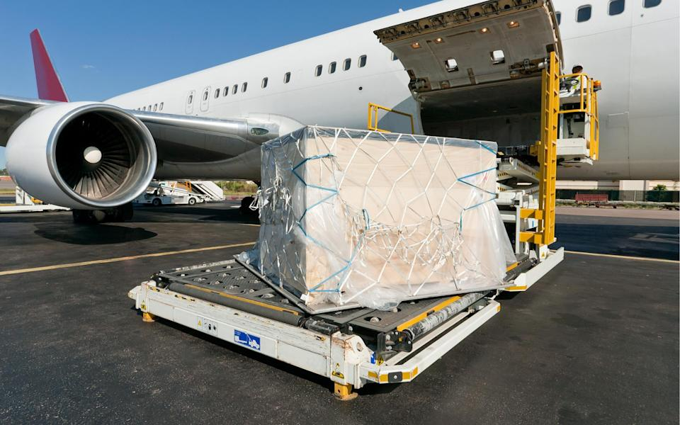 Until this year, cargo accounted for just 10 per cent of Virgin Atlantic's turnover - istock