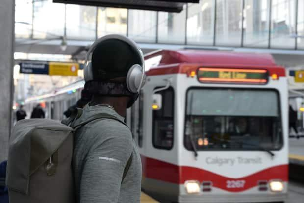 The union representing Calgary's transit workers says despite a drop in ridership, there are some red flags indicating the need to recall drivers and put more buses on the road. (Helen Pike/CBC - image credit)