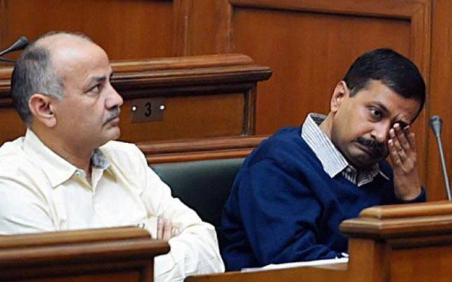 Delhi bypoll: AAP finishes 3rd in Rajouri Garden, Manish Sisodia says we will keep working