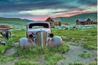 <p>Perfect for any lover of the paranormal, Bodie is the perfect stop on a road trip of oddities. The Sierra Nevada mountain town was abandoned in the early 20th century following the downturn of the economy and the preserved structures make for an eerie, unforgettable experience.</p>
