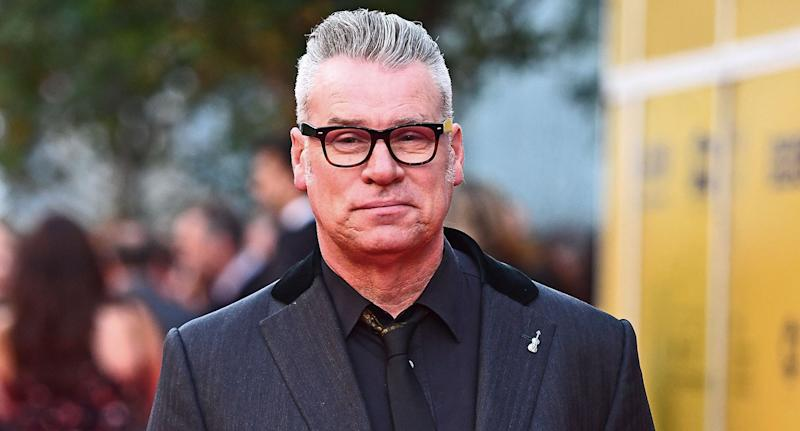 Mark Kermode arrives at the world premiere of <i>They Shall Not Grow Old</i> s part of the BFI London Film Festival. (PA)