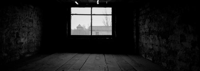 A view of a sleeping area inside a prisoner barracks in the former Nazi death camp of Auschwitz Birkenau or Auschwitz II in Oswiecim, Poland, Sunday, Dec. 8, 2019. On Jan. 27, 1945, the Soviet Red Army liberated the Auschwitz death camp in German-occupied Poland. Auschwitz was the largest of the Germans' extermination and death camps and has become a symbol for the terror of the Holocaust. On Monday — 75 years after its liberation — hundreds of survivors from across the world will come back to visit Auschwitz for the official anniversary commemorations. (AP Photo/Markus Schreiber)