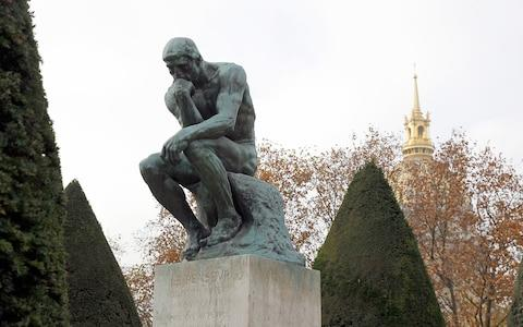 musee rodin, paris - Credit: Getty