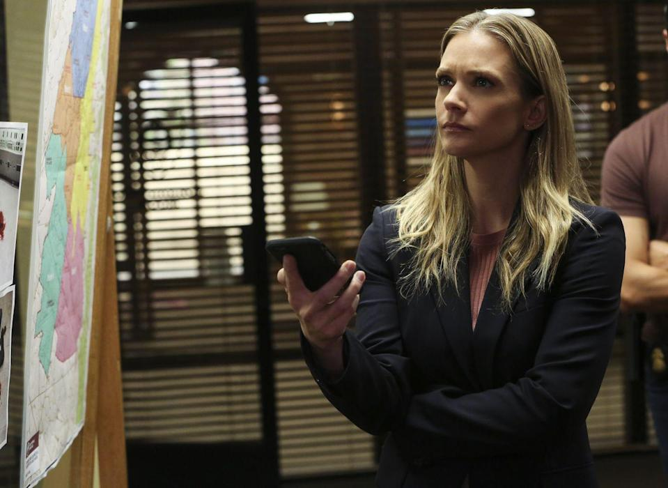 <p>JJ started out as the BAU's communication liaison and went on to become a profiler for the team. She's known for her excellent people skills and intuitive nature. Strong, caring, and compassionate, JJ pours her heart into helping victims and their families.</p><p>A.J. Cook has also appeared in the films <em>The Virgin Suicides </em>and <em>Final Destination 2</em>, as well as the Fox supernatural drama <em>Tru Calling</em>.</p>