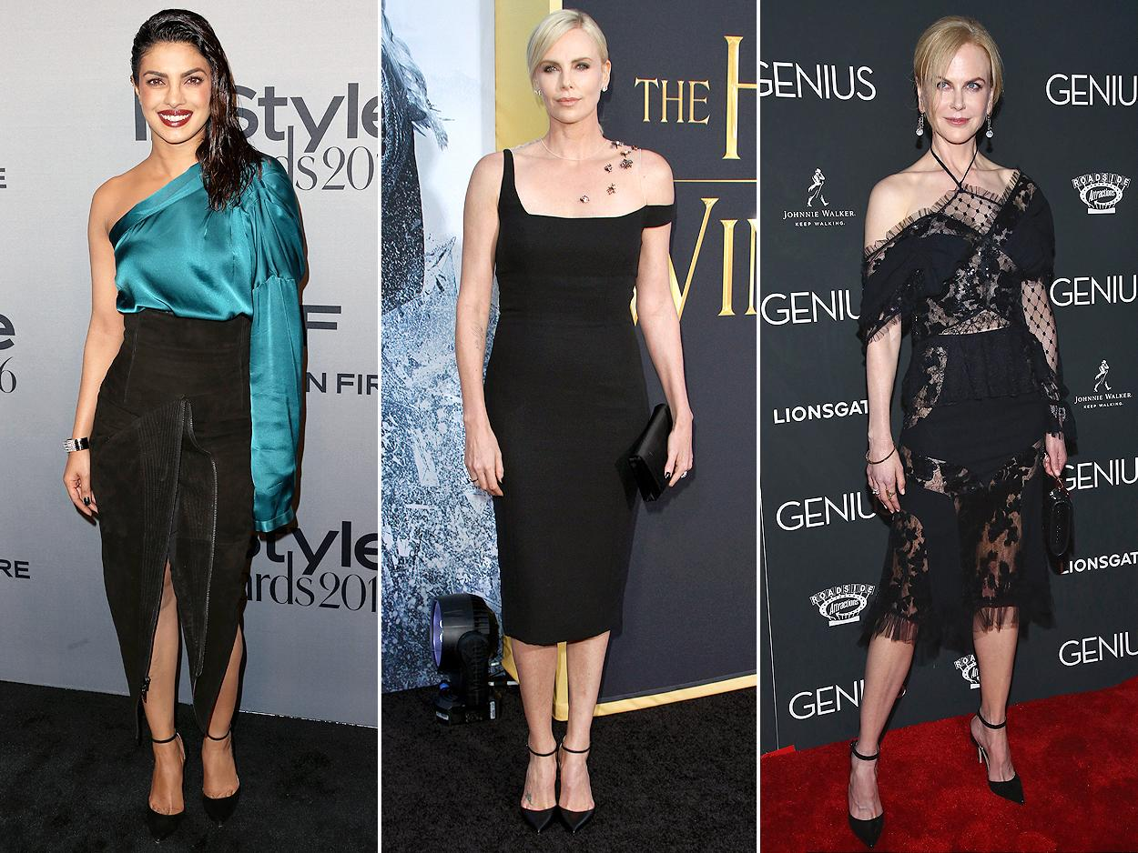 fb96bdbed Oscars 2017  The Most In-Demand Red Carpet Heels (and Where to Score Them  for a Lot Less!)