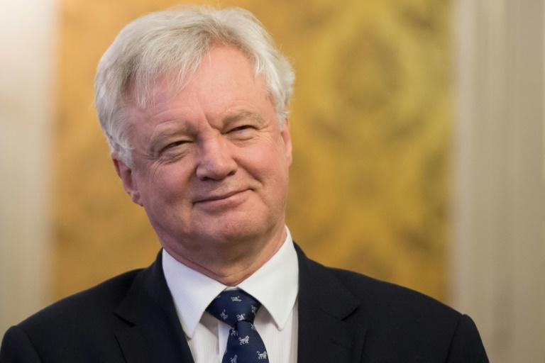 Led by Conservative MP David Davis, the Department for Exiting the EU is located at 9 Downing Street -- right next door to the prime minister office