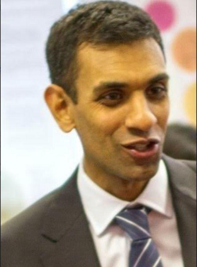 Dr Habib Naqvi is director of the NHS Race and Health Observatory (Photo: Dr Habib Naqvi)