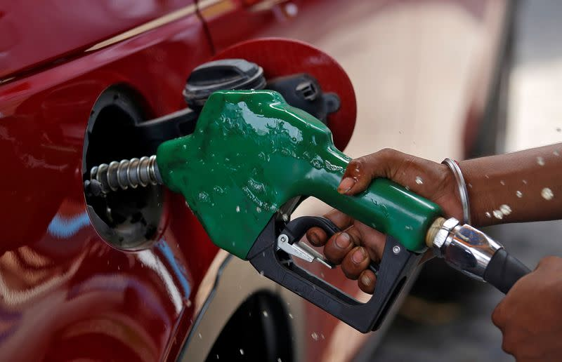 India's fuel demand shows signs of recovery, improves in April second half
