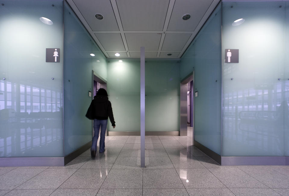 Some loos ranked highly in terms of cleanliness. (Getty Images)