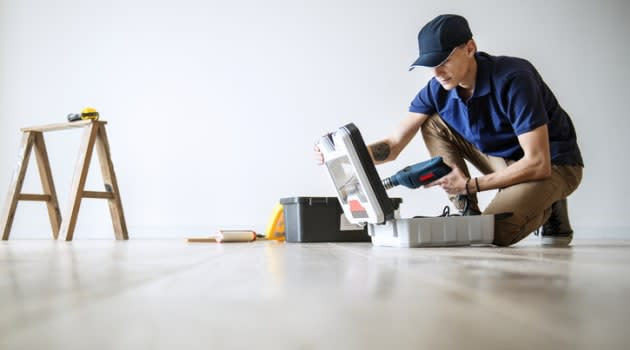 Affordable Ways to Cover Damaged Floor Tiles Without Removing Them