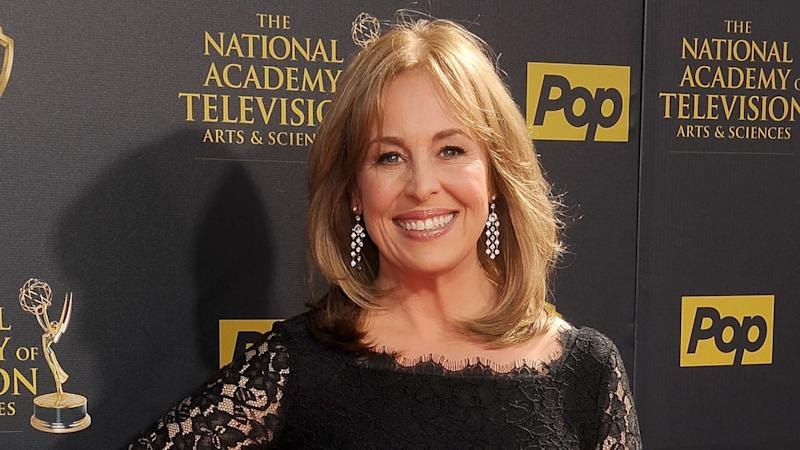 Genie Francis'   General Hospital Exit Wasn't Her Choice