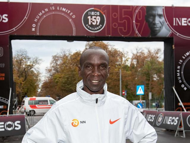 Kipchoge will attempt to break the two-hour barrier: PA