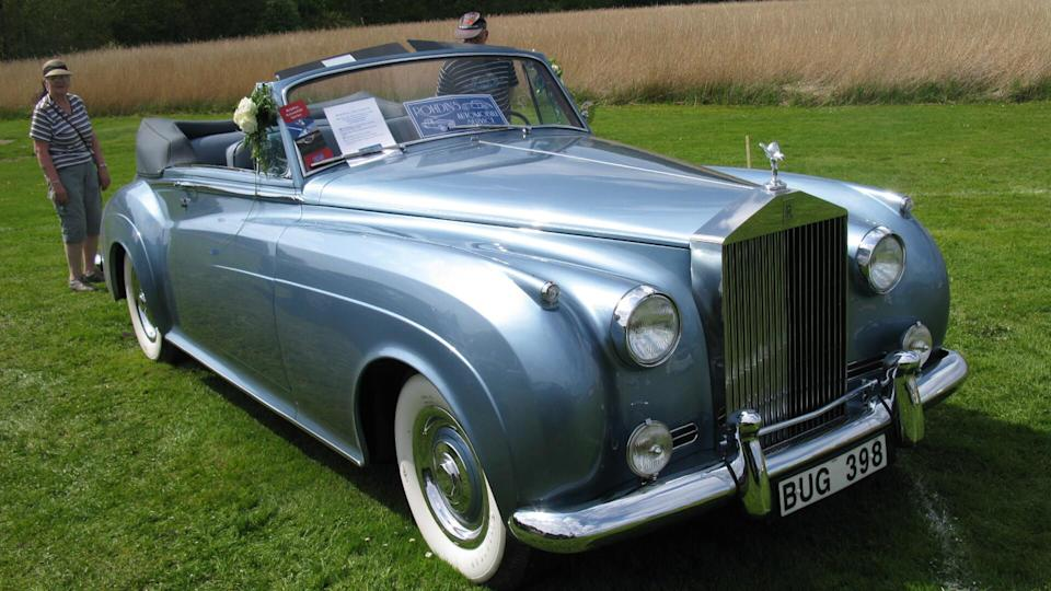 """<ul> <li><strong>Cost: </strong>$3 million</li> </ul> <p>Queen B has an appreciation for vintage when it comes to cars. Beyoncé has a wide selections of cars to choose from, but her favorite is reportedly a 1959 Rolls-Royce Silver Cloud II convertible, reportedly worth $1 million, the Daily Mail reports.</p> <p>Mrs. Carter apparently spares no expense on her family's expanding automobile collection, either, as she also purchased a $2 million Bugatti Veyron Grand Sport for husband Jay-Z for his 41st birthday, Fox News reports.</p> <p>In 2018, Page Six revealed Jay-Z spent $8 million on a Maybach Exelero. While these luxury vehicles offer a glimpse at the couple's fleet, a 2019 HotCars.com article listed 15 high-end rides in their garage, including a Mercedes-Benz S Class and a Cadillac Escalade that reportedly belong to Beyoncé.</p> <p><em><strong>Check Out: <a href=""""https://www.gobankingrates.com/saving-money/car/rarest-cars-world-price-tags/?utm_campaign=1023534&utm_source=yahoo.com&utm_content=22"""" rel=""""nofollow noopener"""" target=""""_blank"""" data-ylk=""""slk:25 Rarest Cars in the World and Their Price Tags"""" class=""""link rapid-noclick-resp"""">25 Rarest Cars in the World and Their Price Tags</a></strong></em></p>"""