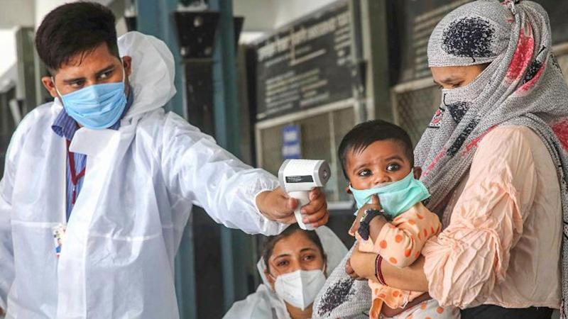 India Records 73,272 Coronavirus Cases, 926 Deaths in Past 24 Hours; COVID-19 Count Reaches 69,79,424