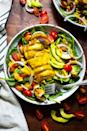 """<p>In early fall, you can make the chicken for this salad on your outdoor grill, but once the weather starts to drop, a grill pan will work just fine. Toss the chicken together with spinach and a homemade honey Dijon dressing to complete the meal.</p><p><strong>Get the recipe at <a href=""""https://www.butterbeready.com/spinach-salad-with-chicken/"""" rel=""""nofollow noopener"""" target=""""_blank"""" data-ylk=""""slk:Butter be Ready"""" class=""""link rapid-noclick-resp"""">Butter be Ready</a>. </strong></p><p><a class=""""link rapid-noclick-resp"""" href=""""https://go.redirectingat.com?id=74968X1596630&url=https%3A%2F%2Fwww.walmart.com%2Fsearch%2F%3Fquery%3Dgrill%2Bpan&sref=https%3A%2F%2Fwww.thepioneerwoman.com%2Ffood-cooking%2Fmeals-menus%2Fg36806222%2Ffall-salad-recipes%2F"""" rel=""""nofollow noopener"""" target=""""_blank"""" data-ylk=""""slk:SHOP GRILL PANS"""">SHOP GRILL PANS</a></p>"""