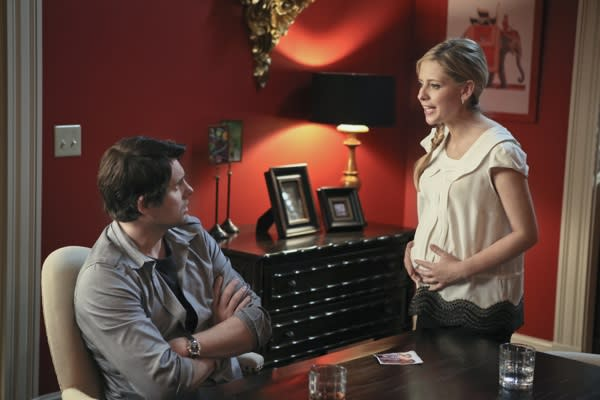 Exclusive Ringer Finale First Look: [Spoiler] Is Siobhan's Baby Daddy!