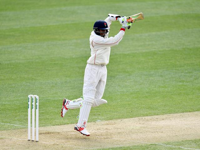 Hameed made a bright start before being dismissed for 47: Getty
