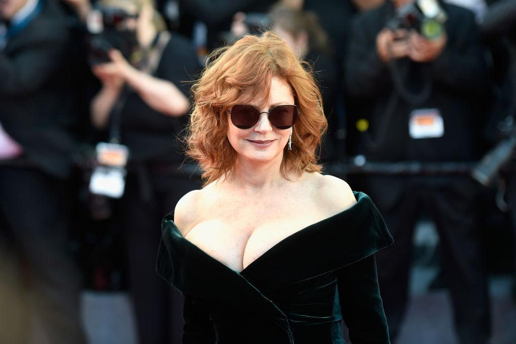 <p>Sarandon refused to play by the rules of so-called age-appropriate dressing at Cannes Film Festival and it definitely paid off. <i>(Getty Images)</i> </p>