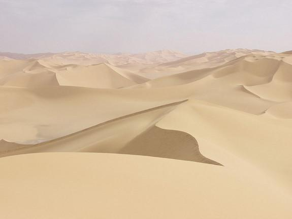 Buried Saharan Rivers May Have Led Humans Out of Africa