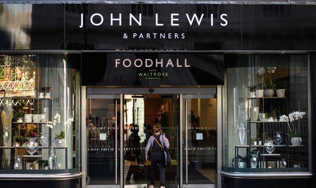 Coronavirus: John Lewis Partnership axes staff bonus as it slumps to £635m loss
