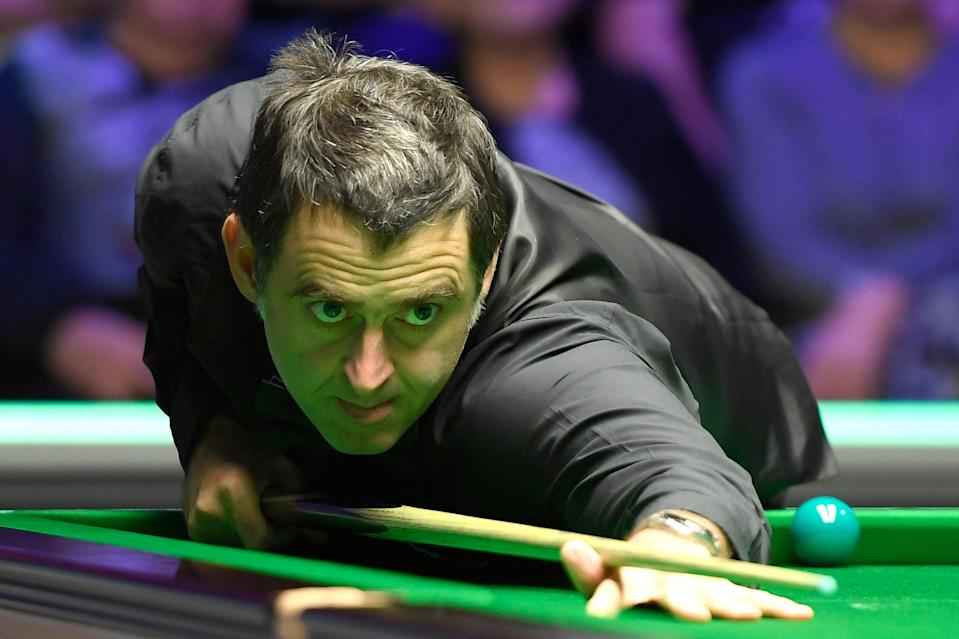 <p>Ronnie O'Sullivan is a six-time World Snooker champion</p> (Getty Images)