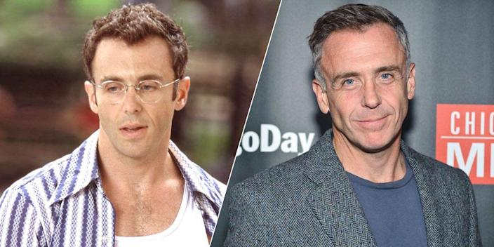 <p>Miranda's forever good guy was the epitome of the ideal partner. That is...if you've been able to forget what Steve did in the first <em>SATC</em> movie. These days, you can still see David Eigenberg on TV. He's one of the firefighters on <em>Chicago Fire</em>.</p>