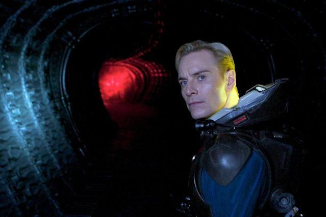 Michael Fassbender as everyone's favorite space android, David. (Photo: 20th Century Fox Film Corp)