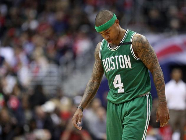 The Celtics play game. No. 95 on Monday. (Getty Images)