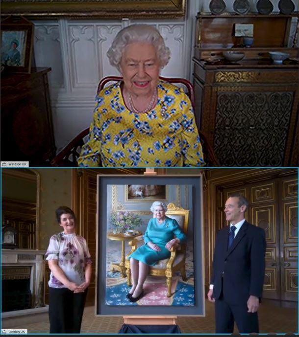 Photo credit: Royal Family Twitter