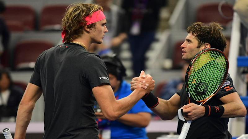 Angry Alexander Zverev stunned by world number 61 at China Open