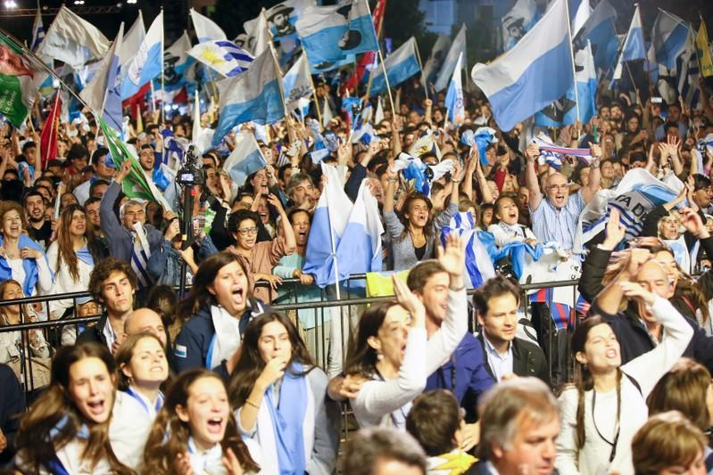 Second round of general election in Uruguay