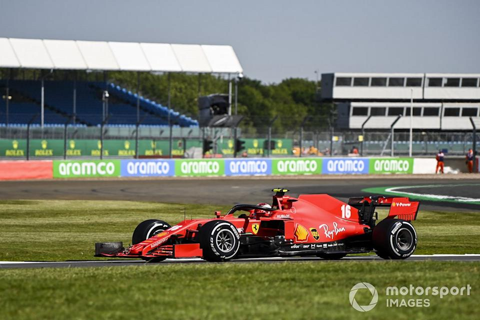 "Charles Leclerc, Ferrari SF1000 <span class=""copyright"">Mark Sutton / Motorsport Images</span>"