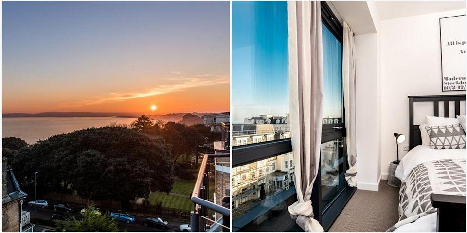 "<p>These beachfront apartments offer terraces with spectacular sea views over the Bournemouth coast. Just 150 yards from the beach, the modern, spacious apartments are perfect for a relaxing getaway.</p><p><a class=""link rapid-noclick-resp"" href=""https://go.redirectingat.com?id=127X1599956&url=https%3A%2F%2Fwww.booking.com%2Fhotel%2Fgb%2Fwestcliff-penthouse.en-gb.html%3Faid%3D2070929%26label%3Dtrending-uk-breaks&sref=https%3A%2F%2Fwww.redonline.co.uk%2Ftravel%2Finspiration%2Fg36037530%2Ftrending-summer-holiday-locations-uk%2F"" rel=""nofollow noopener"" target=""_blank"" data-ylk=""slk:CHECK AVAILABILITY"">CHECK AVAILABILITY</a></p>"