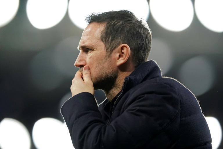 Chelsea sacked manager Frank Lampard on Monday after just 18 months in charge