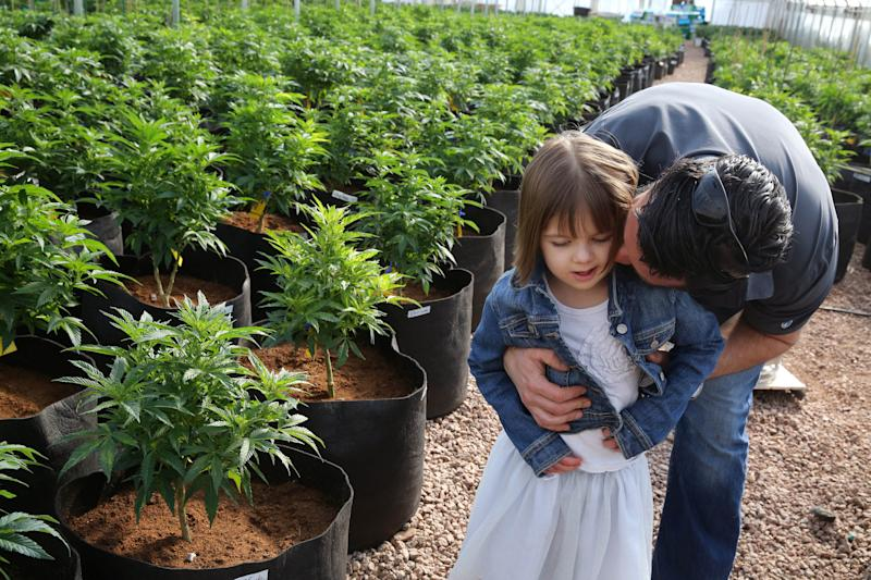Colorado girl who inspired Charlotte's Web marijuana oil dies
