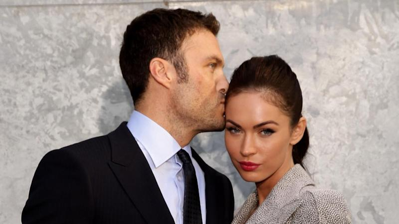 Brian Austin Green Says He and Megan Fox Take Relationship 'Day by Day': 'Marriage Is Hard'