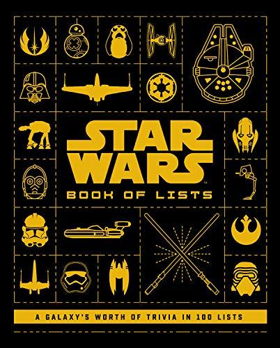 Star Wars Book of Lists (becker&mayer! Books)