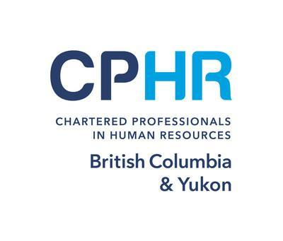 CPHR BC & Yukon logo (CNW Group/Chartered Professionals in Human Resources of British Columbia & Yukon)